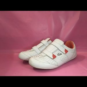 Women's Lacoste Sport White Sneakers